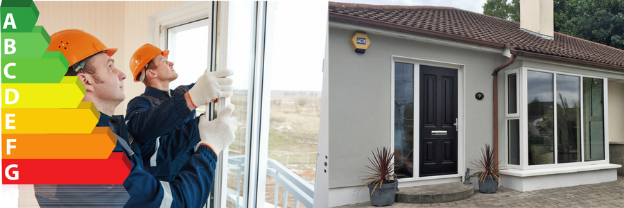 Cornelscourt Glass Has Over 30 Years Of Experience Supplying And Installing  The Highest Quality UPVC Windows And Doors On The Market.