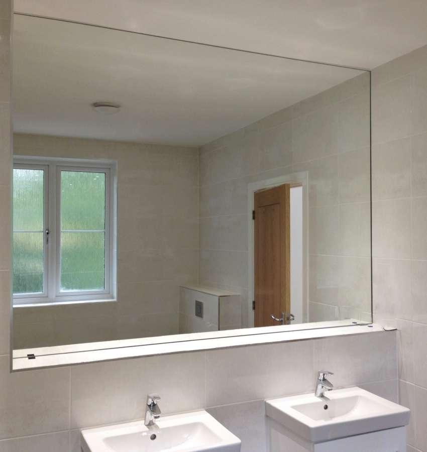 Traditional Contemporary Bathrooms Ltd: Cornelscourt Glass LTD. Glass, Mirror & PVC Window Specialists